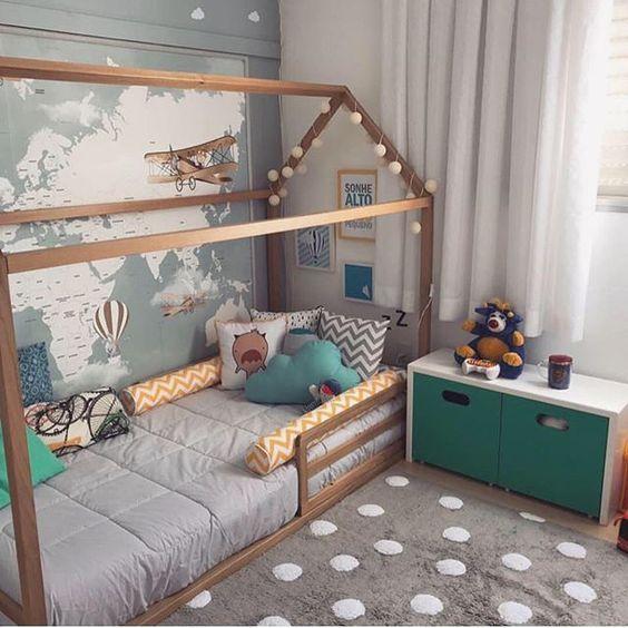 La Cameretta Montessori Cama Studio Design
