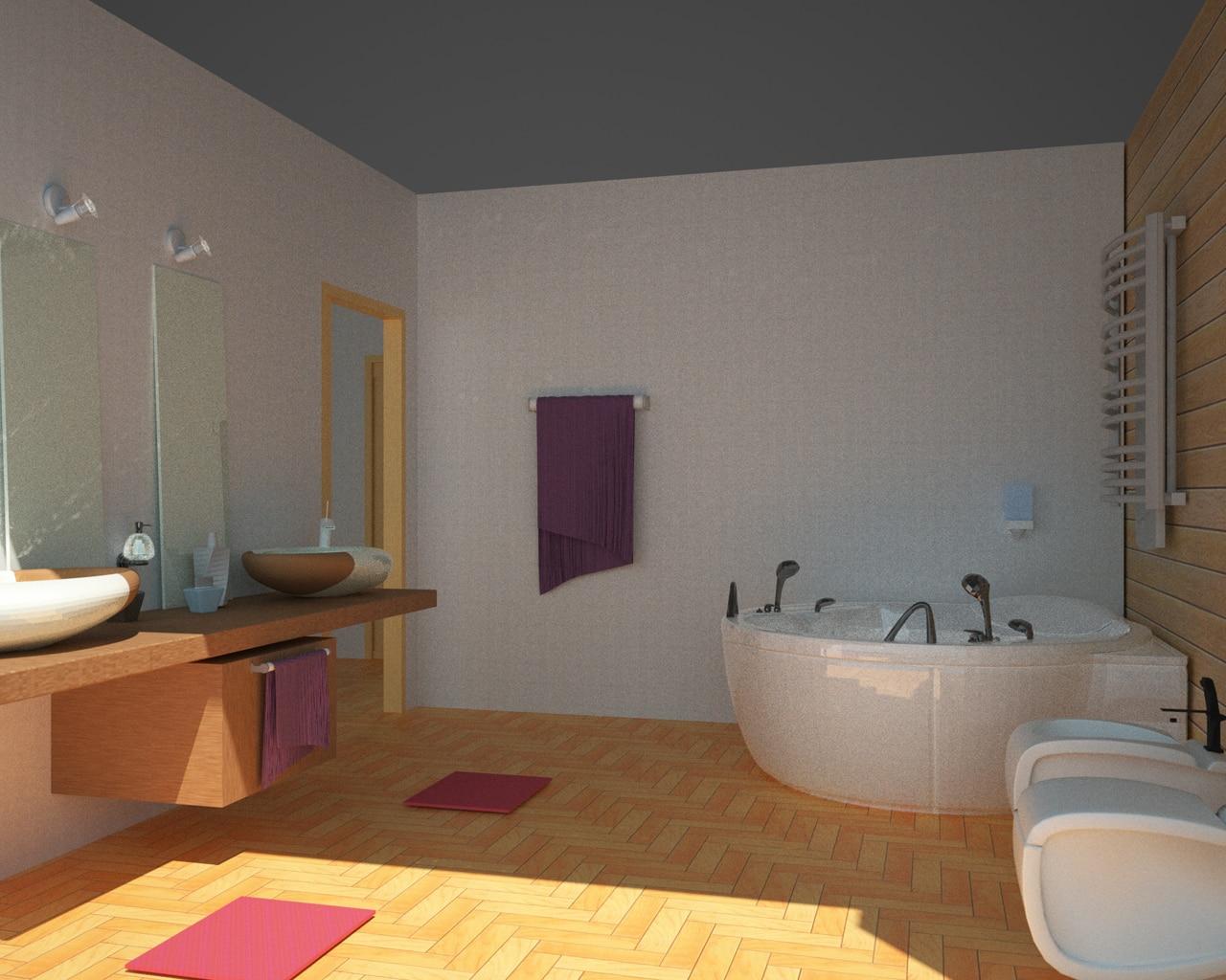 Sala da bagno cama studio design for Sala da bagno design
