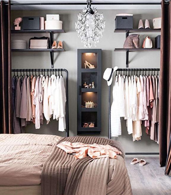 Arredare la tua cabina armadio • CaMa Studio Design